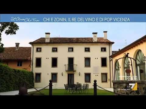 Chi è Zonin, il re del vino di Pop Vicenza