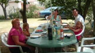 Vacances aux cammazes dans le tarn 2009