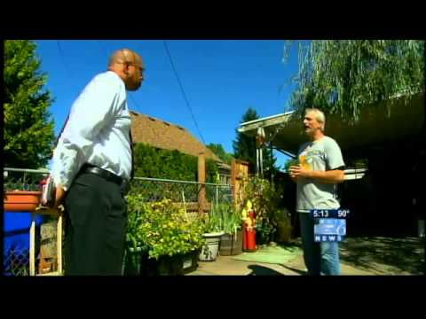 Carport, Fence Put Neighbors At Odds