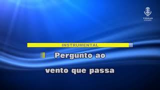 ♫ Demo - Karaoke - TROVA DO VENTO QUE PASSA - Adriano Correia de Oliveira