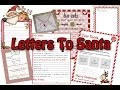 Christmas Letters To Santa - Tons of Ideas to Choose from
