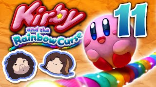 Kirby and the Rainbow Curse: Rainbow of Experience - PART 11 - Game Grumps
