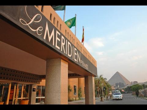 Le Méridien Pyramids Hotel & Spa - Cairo, Egypt