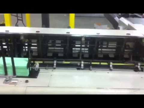 Bell & Howell Mailstar 300-C6 Inserter & 60 standard Conveyor - VRM