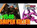 【スナイパーキラー Sniper Killer 】ガンオン実況 No1548 【 ザクIIFS 先行型ゲルググ ギャン ガザC 】