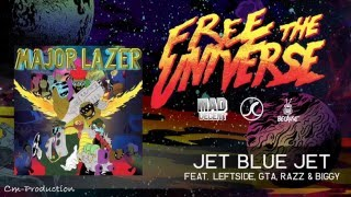 Major Lazer - Jet Blue Jet (CM-Prod. Remix) Machel Montano - Temperature