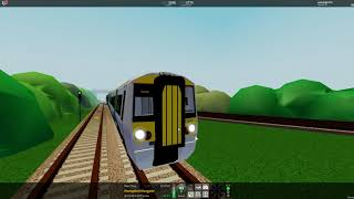 Roblox: SCR Route Learning - St Helens Bridge nach Edgemead Full Route