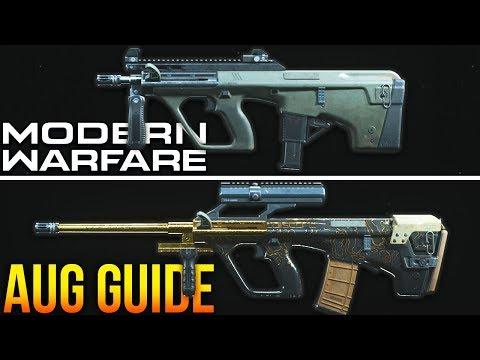 Modern Warfare: How To Make The Steyr AUG