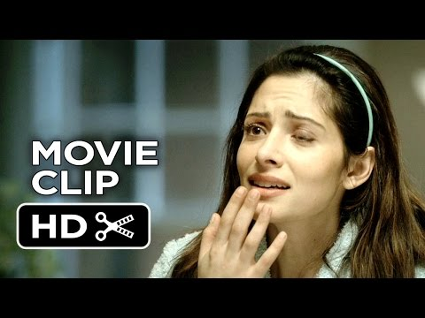 The Congress Movie CLIP - That Is Michelle (2014) - Robin Wright Fantasy Movie HD