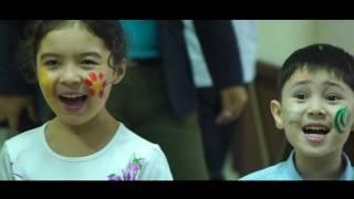 Видео веселого детского праздника с клоунами. Актобе(Настоящий Праздник для детей. Перерезание пут Алану., 2016-07-22T09:15:45.000Z)