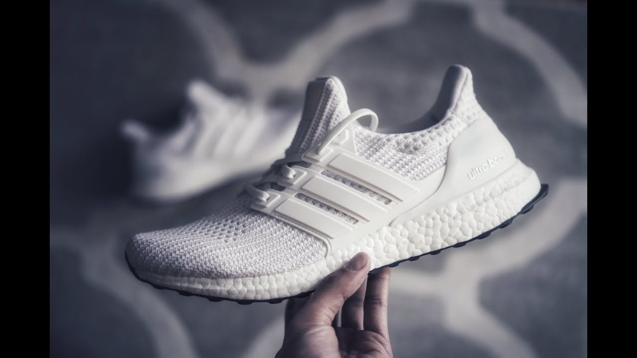 570c3bd02 ADIDAS ULTRA BOOST 4.0 TRIPLE WHITE