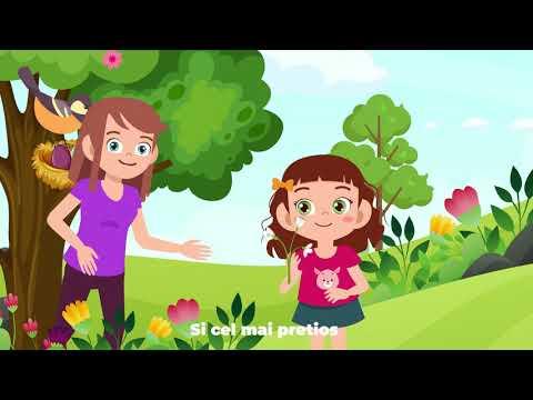Primavara  – Clopotelul Magic – cantece pentru copii  – Cantece pentru copii in limba romana