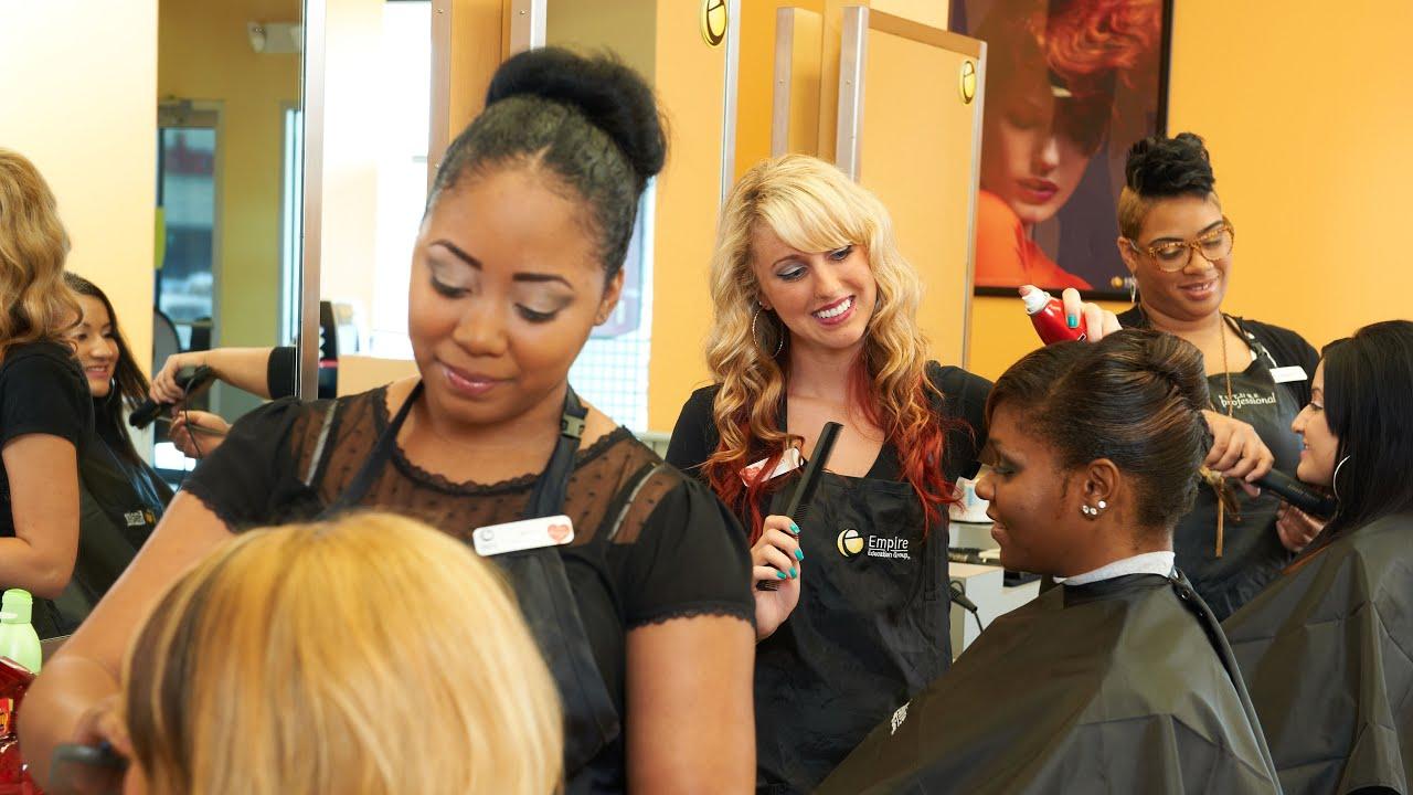Richmond, VA - Empire Beauty School
