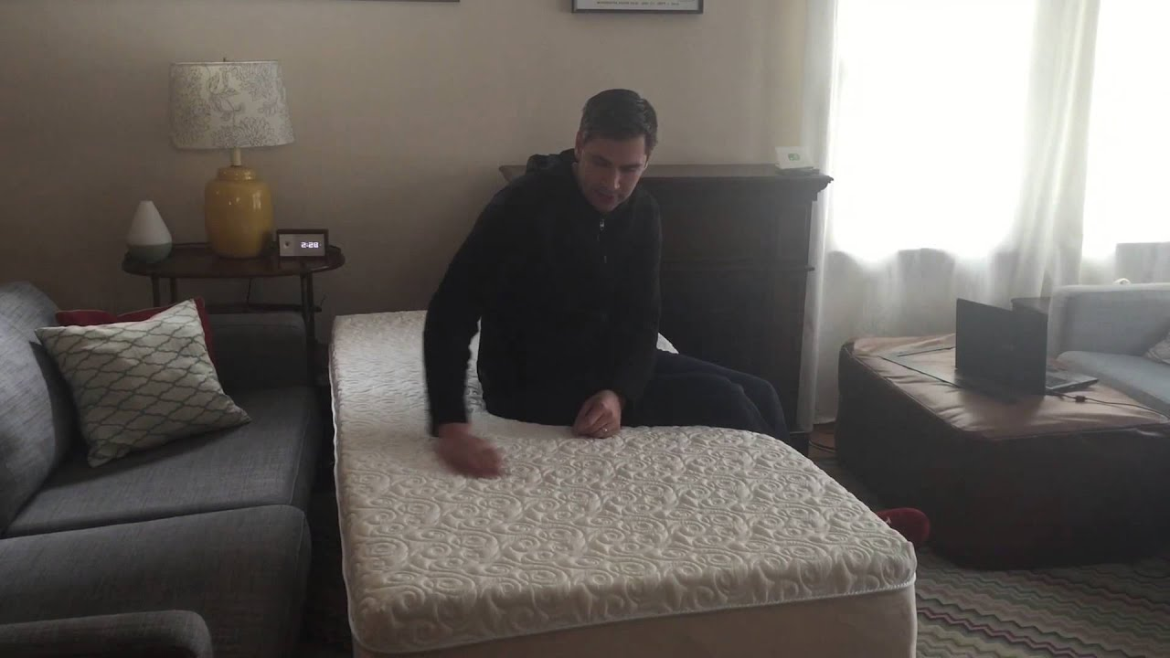 Tempurpedic Cloud Supreme Breeze Review YouTube