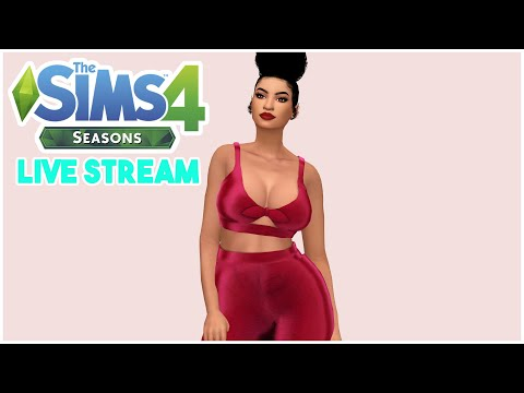💙THE SIMS 4 // LIVE STREAM #2 💜