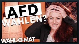 AfD wählen? Wahl-O-Mat zur Bundestagswahl 2017 | Tahnee