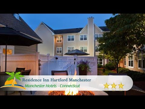 Residence Inn Hartford Manchester - Manchester Hotels, Connecticut