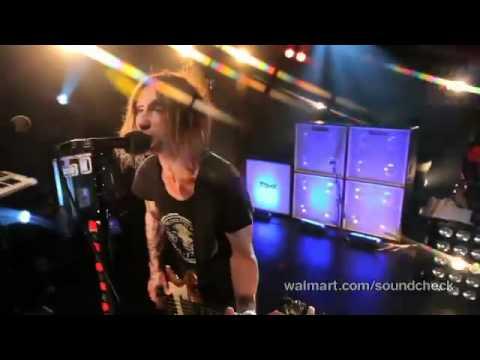 Shinedown - Unity (Walmart Soundcheck) (Live) (HD)