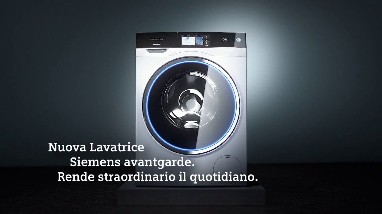 Siemens avantgarde. L\'arte di pensare al futuro.