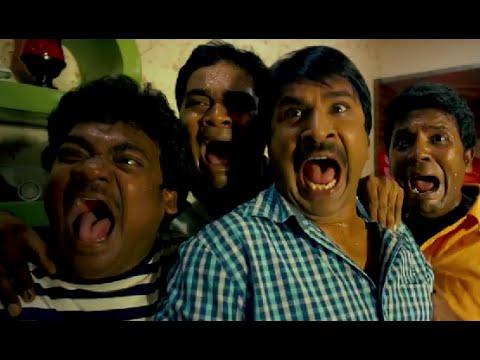 Geethanjali Movie Horror Trailer - Anjali, Brahmanandam, Harshvardhan Rane