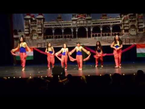 Bawari Ho Gayi - India Night Aug 2015- Choreographed by Shikha Rathi