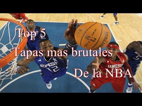 Top 5 Tapones Mas Brutales De La NBA