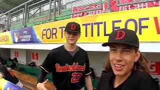 Chinese Taipei v Germany - U-15 Baseball World Cup 2018