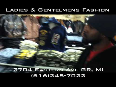 Gentelmens Fashion 2407 Eastern Ave SE, Grand Rapids, MI