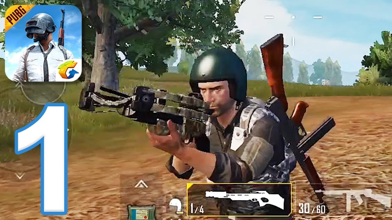 Pubg Mobile Android Ios Gameplay Ultra Graphics: Gameplay Walkthrough Part 1