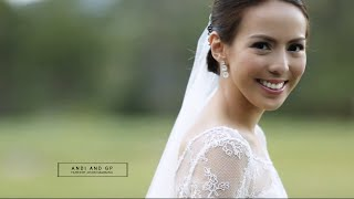 Andi Manzano and GP Reyes: A Lovely Wedding in Baguio