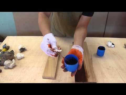 Imitacion a madera envejecida youtube - Tratamientos para la madera ...