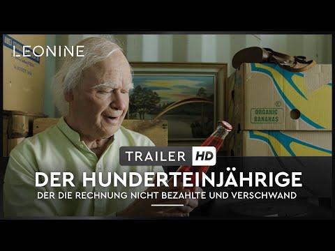 DER HUNDERTJÄHRIGE, DER AUS DEM FENSTER STIEG UND VERSCHWAND | Trailer | Deutsch