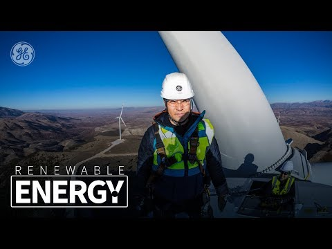 GE's Digital Wind Turbines  - GE Renewable Energy Site Manager Adnan Diril