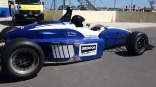 Killarney Raceway - Driving Reynard Single Seaters