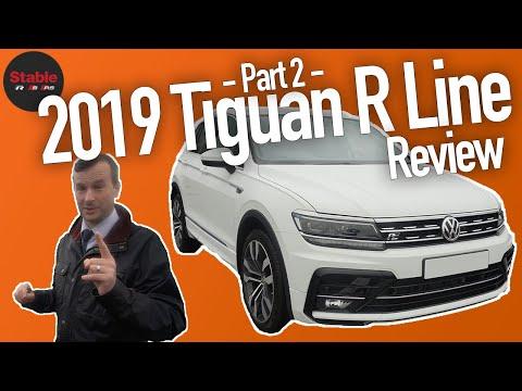 2019 VW Tiguan R Line Review | Part 2 | Stable Lease