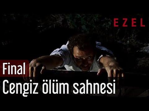 Ezel 71.Bölüm Final Cengiz Ölüm Sahnesi