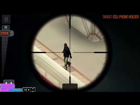 Sniper 3D Assassin: Gun Shooting Game for free - Fun Games For Free Level 20-22