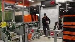 K-Supermarket Säkylä #Skibidichallenge