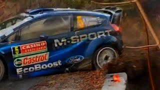 WRC | Rally On The Limits | Maximum Attack | 2013/2014 Compilation