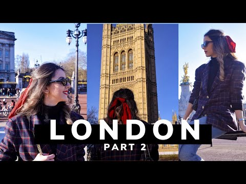 LONDON VLOG| Part 2| Angela AK