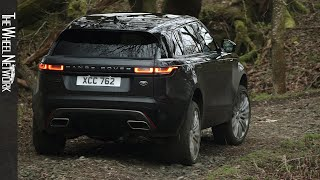2021 Land Rover Range Rover Velar Off-Road Driving, Interior, Exterior | R-Dynamic SE D300