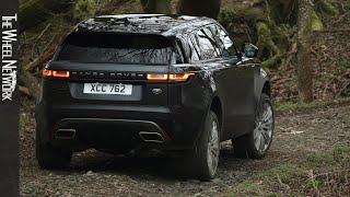 2021 Land Rover Range Rover Velar Off-Road Driving, Interior, Exterior | R-Dynamic SE D300