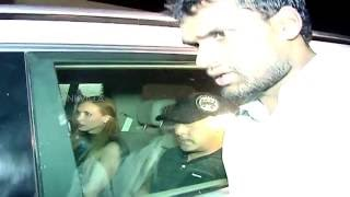 Salman Iulia Arrive Together for Arpita Khan's Bash!