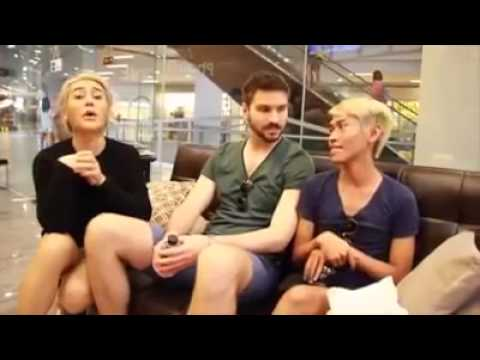 Gay Couple Thai and German | Interview with the hottest trending Gay couple