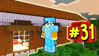 МАЙНКРАФТ ВЫЖИВАНИЕ НА ТЕЛЕФОНЕ НА ОСТРОВЕ #31 ЗАЛУТАЛ ЛЕСНОЙ ОСОБНЯК в Minecraft Pocket Edition