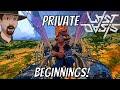 LAST OASIS- Private Server Beginnings- Last Oasis Gameplay Ep. 1
