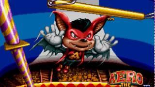 Mega Drive Longplay [476] Aero the Acro-Bat