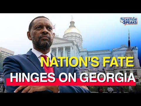 Rep. Vernon Jones on What's at Stake in GA; 2020 Recap   The Nation Speaks