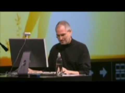 Apple Keynote Bloopers (demo failed)