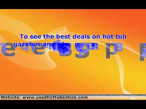 Price CRASH On Hot Tub Gazebos And Spa Enclosures √